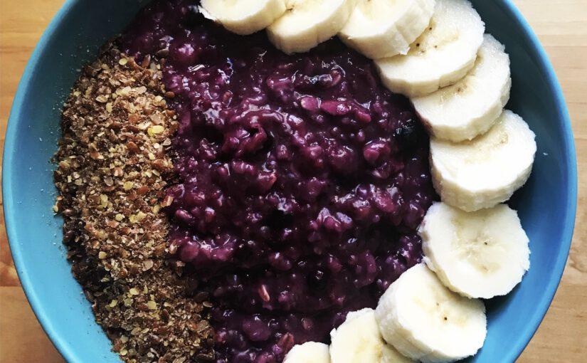 Porridge Violett